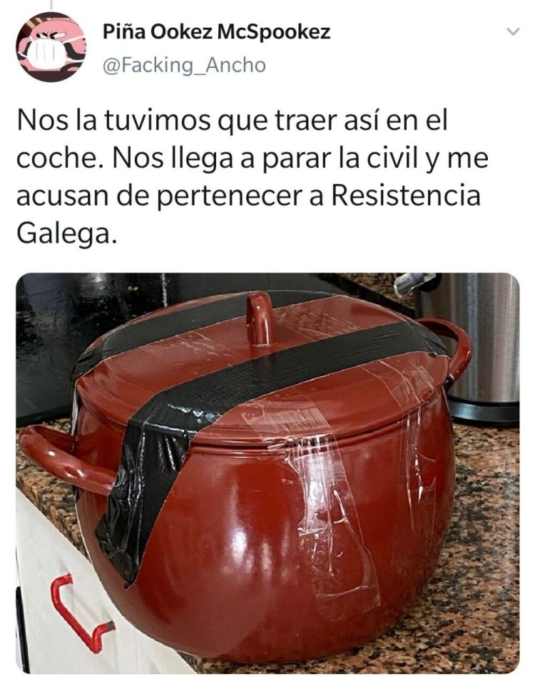 Just Galician Things