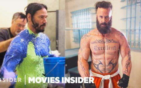 Así se crean los cuerpos falsos para que luzcan realistas en las películas