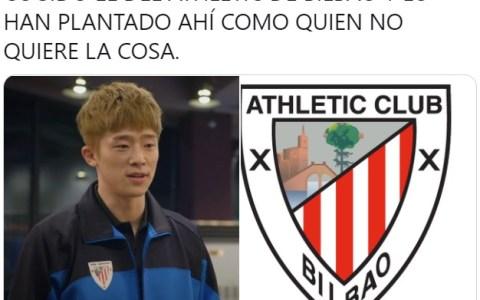 ¿Por qué en una serie de coreanos parece que todos son del Athletic de Bilbao?