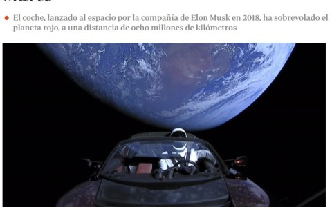 Para que luego digan que los Tesla tienen poca autonomía: 8 millones de kilómetros sin recargar