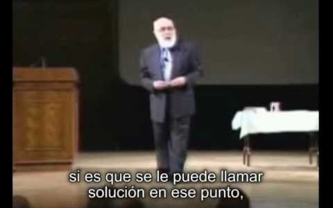 James Randi explica la homeopatía
