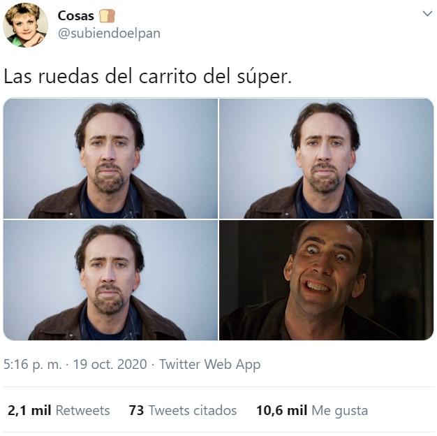 Nicolas Cage is everything