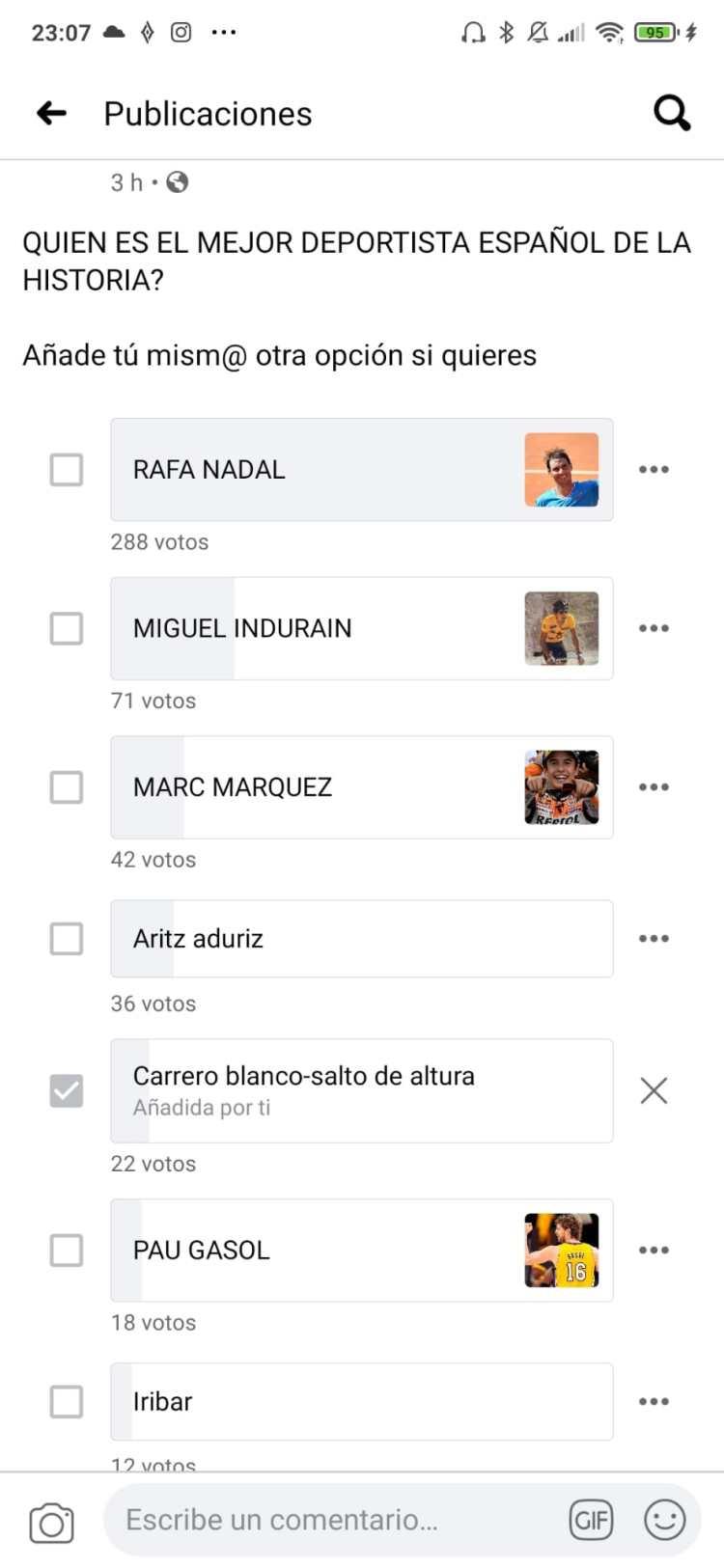 Rafa Nadal, ¿el mejor deportista español de todos los tiempos?