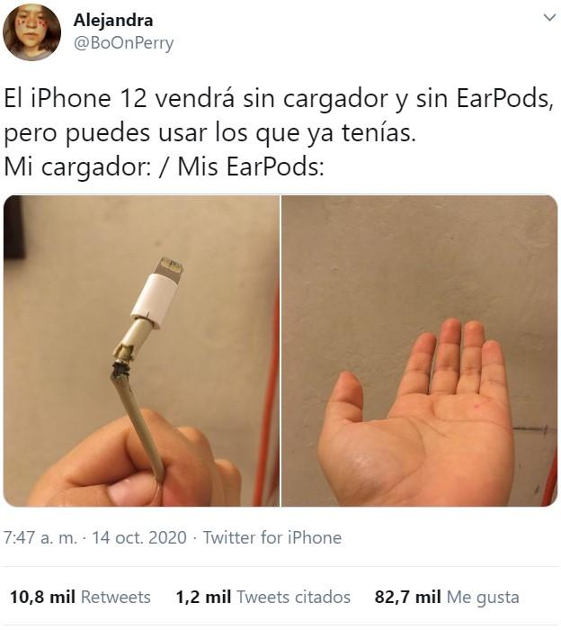 Ya sabéis lo que tenéis que hacer para seguir el ejemplo de Apple y no contaminar: no cambiar de móvil cada año :)