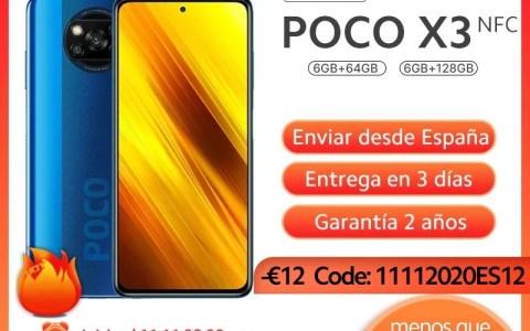 Más ofertas golosonas en el 11.11 de Aliexpress (envío desde España)