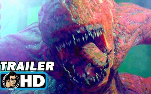 """""""Breach"""", el nuevo truñaco cinematográfico de Bruce Willis: zombies espaciales y balas hechas con el Paint"""