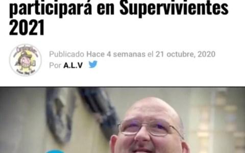 El Dandy de Barcelona participará en Supervivientes