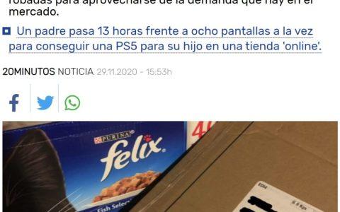 """""""¡Por fin ha llegado mi PS5!"""""""