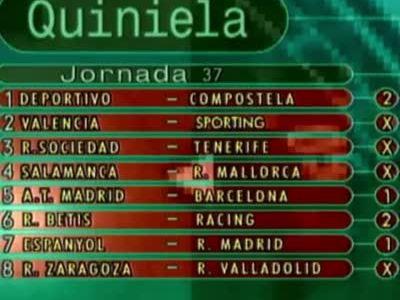 Esta Jornada el Madrid jugó muchos partidos y metió muchos X goles
