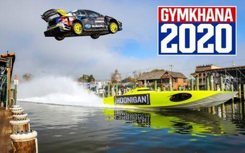Gymkhana 2020 by Travis Pastrana
