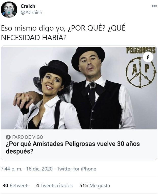 Pues yo lo único que primero que pienso al ver esa foto es que Ana Pastor ha dejado a Ferreras...