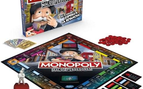 Monopoly ha sacado una versión especialmente diseñada para gente con mal perder