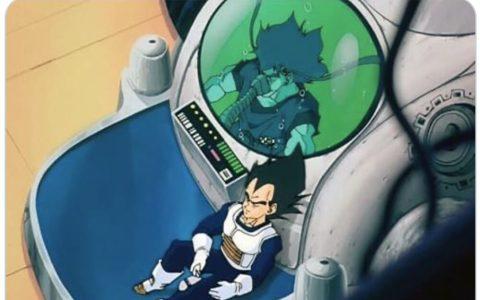 Goku, paga las habichuelas mágicas, primer aviso...
