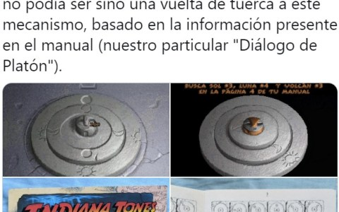 Los rocambolescos sistemas anticopia que se usaban en los juegos de los 80/90