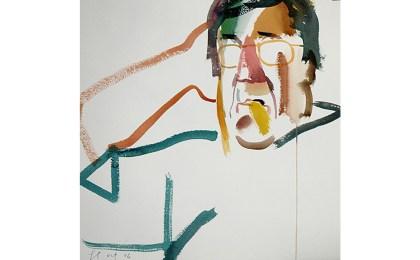 Andrés /  Acuarela sobre papel /  51×51 cm /  2006