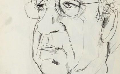 Andrés / Lapis sobre papel / 42×29 cm / 2006