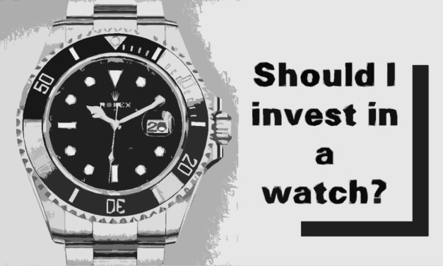 Should I Invest in a Watch?