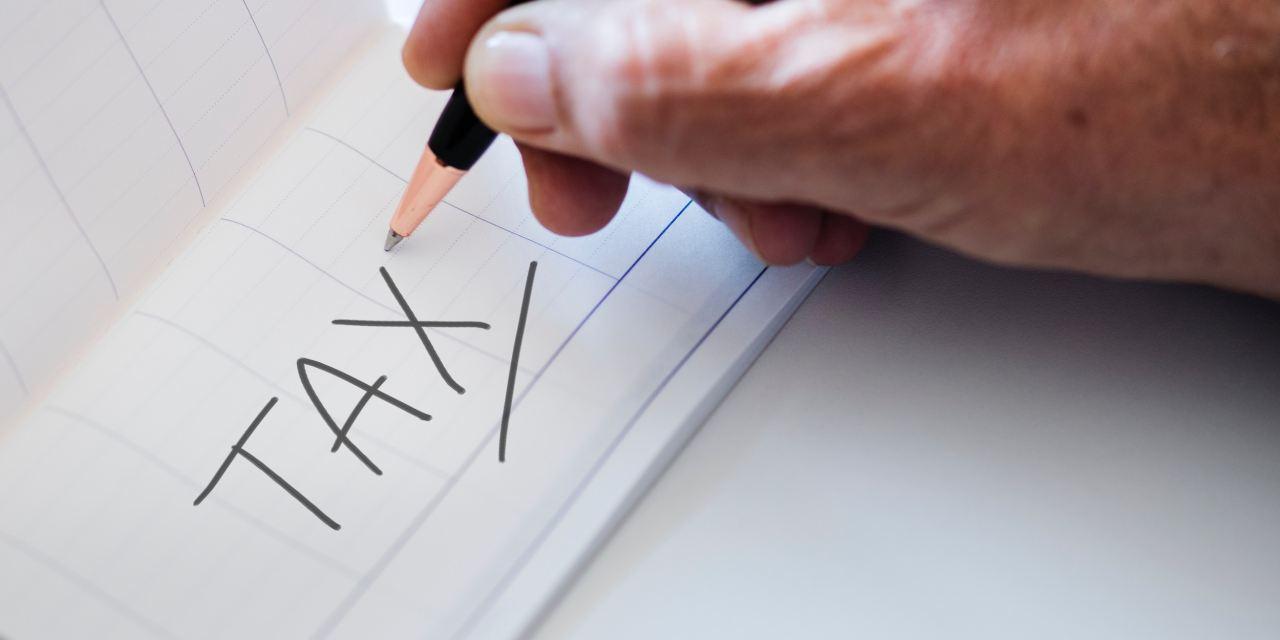 如何把保费的减免数额正确地放到报税里!