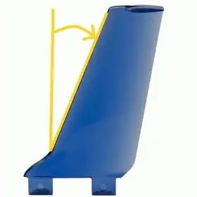 Modern Surfboard Fin and SUP Fin Designs 6