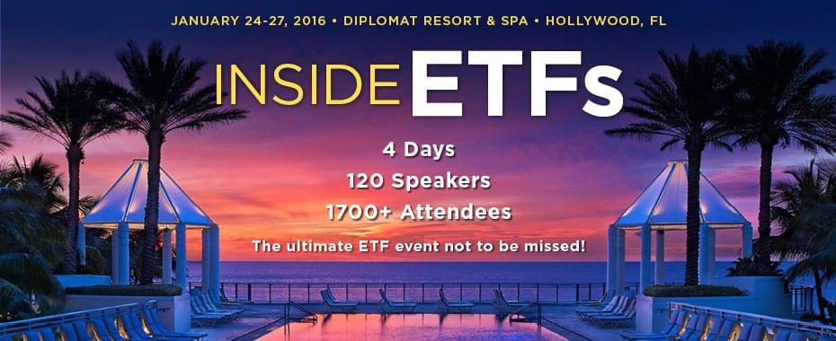 Inside ETFs 2016