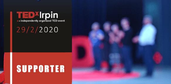 TEDx у місті Ірпінь із учасником Бізнес 100 3