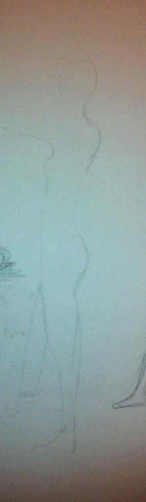 Taaaa Daaaa. The 3-minute-naked-human-body.