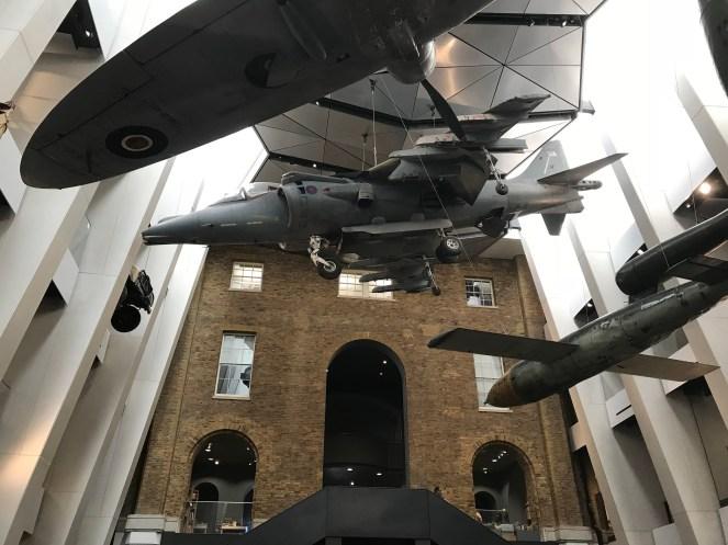 Imperial War Museum Lobby