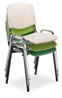 Laminat Stuhl stapelbar   Besucherstühle mit Laminat ...