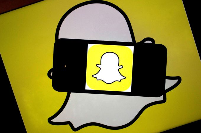 Snapchat Is Raising Money From Alibaba at a $15 Billion Valuation
