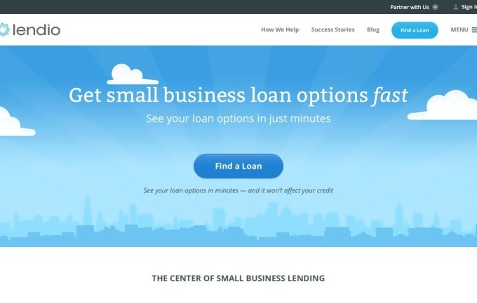 Lendio Raises $20 Million in New Funding to Help Finance Small Businesses