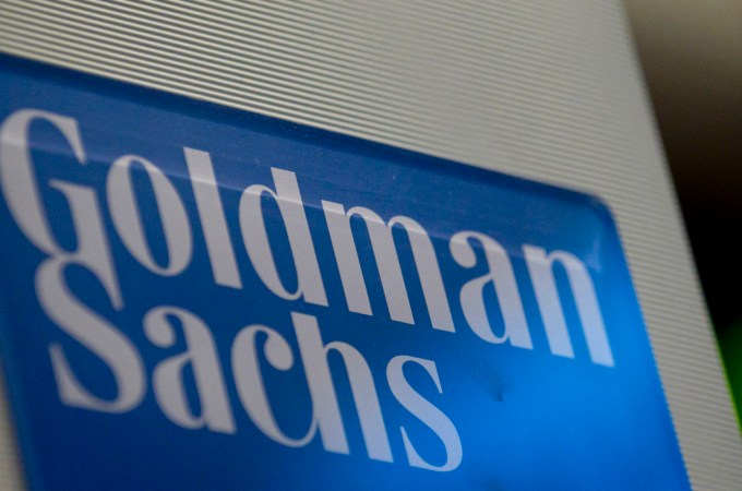 Goldman Sachs Investment Chief: Crypto 'Bubble' Burst Will Affect 1% Of Global GDP