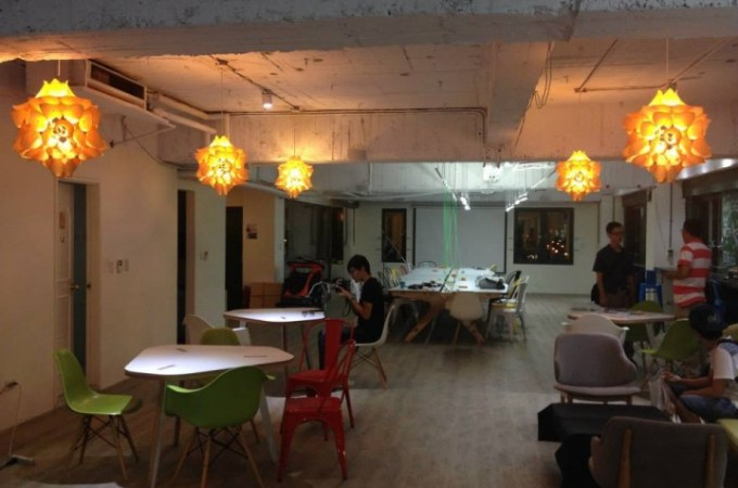 10 Great Co-Working Spaces In Taiwan