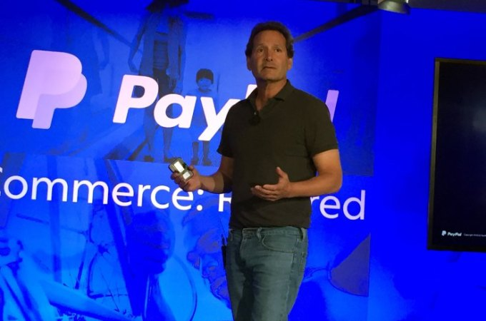 "PayPal CEO Dan Schulman, ""We Have A Lot Of Work Ahead Of Us"""