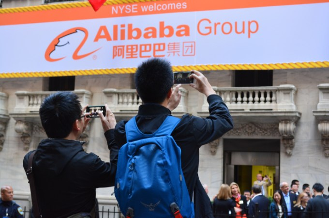 "Alibaba Needs To ""Globalize,"" Says Its New CEO"