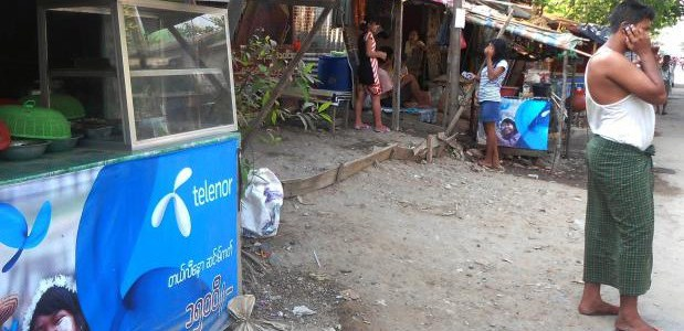 Myanmar Sees Surge In Telecom Investment