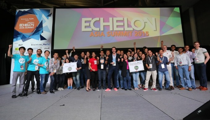 PH Startup PawnHero Wins The Judges' Choice Award at Echelon Asia Summit 2015
