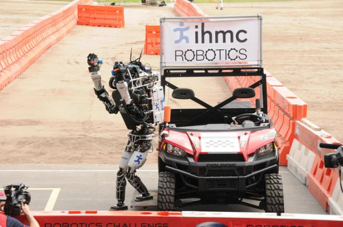 South Korean Team Takes $2 Million Top Prize At DARPA Robotics Challenge