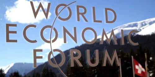 Fintech comes to Davos