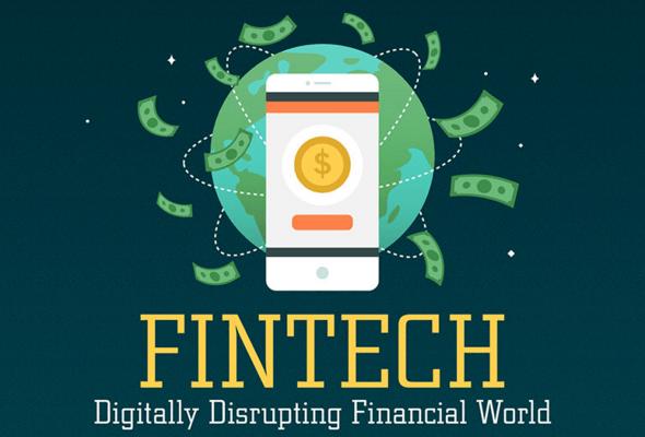 Infographics: global fintech landscape
