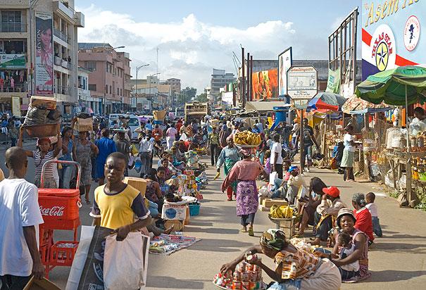 Towards Blockchain-Based Land Titles In Northern Ghana