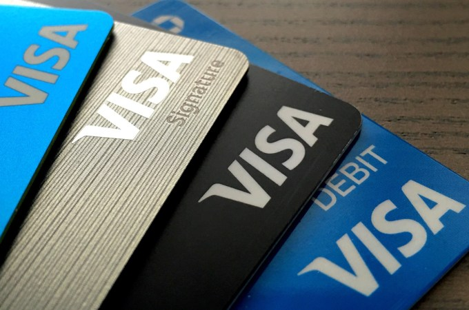 Visa makes 'strategic' investment in payments processor GPS