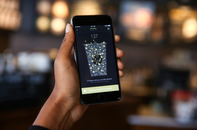 Starbucks rolls out a more personalized mobile app along with a revamped Rewards program