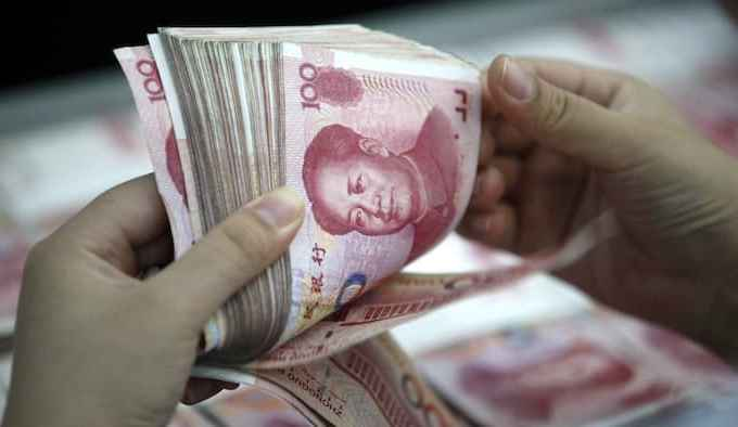 Chinese borrowers told to post nude photos as collateral