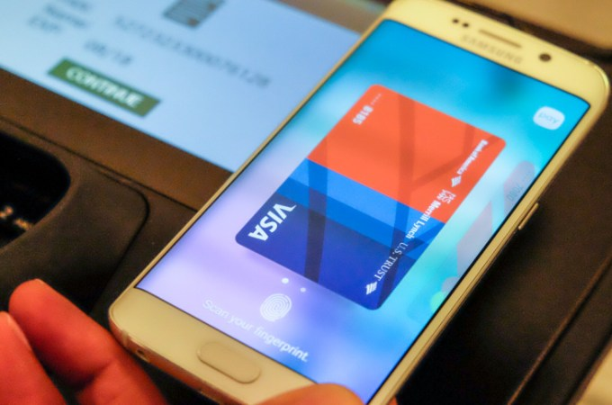 Samsung Takes a Different Approach to Mobile Payments