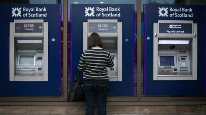 Royal Bank of Scotland to disappear for customers outside Scotland
