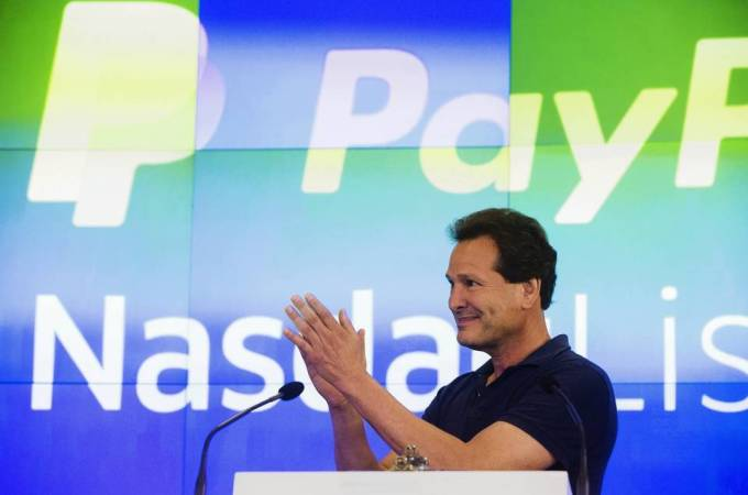 Pact With Visa Puts PayPal on Defensive
