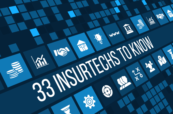 33 Insurtechs To Know