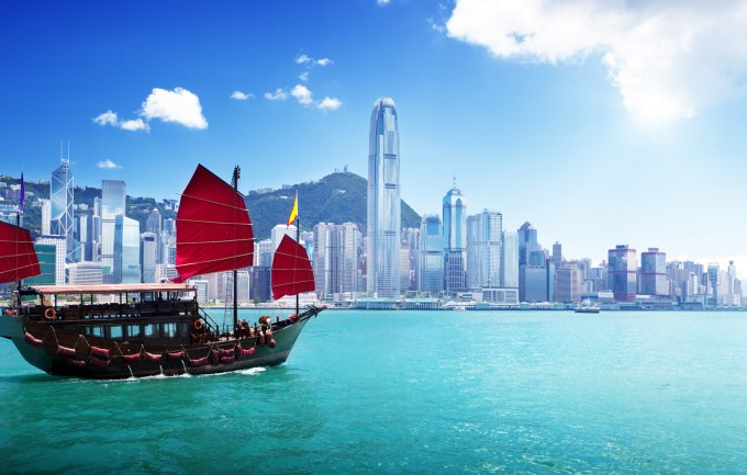 Hong Kong unveils a digital hub to boost fintech startups and innovation