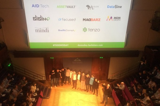 Healthtech, Fintech, and AI dominate Techstars London Demo Day