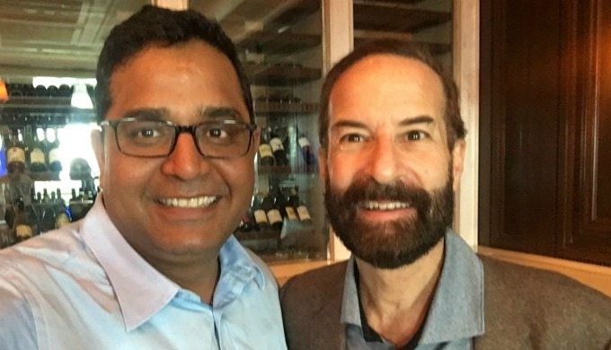 Mark Schwartz who played a major role in Alibaba's US$25 billion IPO joins Paytm's Board